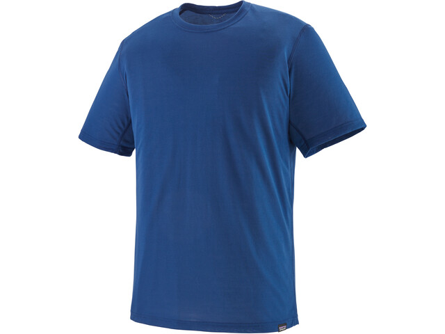 Patagonia Capilene Cool Trail Camiseta Hombre, azul